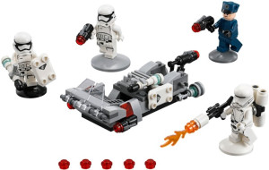 First Order Transport Speeder Battle Pack