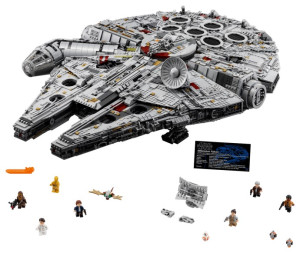 Millennium Falcon - UCS (2nd edition)