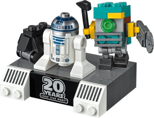 Mini Boost Droid Commander