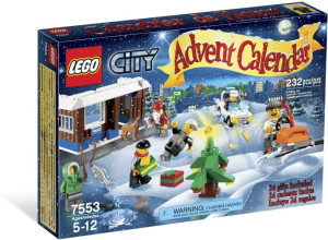Advent Calendar 2011, City