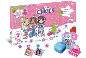 Advent Calendar 2005, Clikits