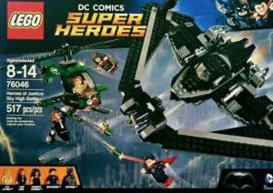 Heroes of Justice: Sky High Battle