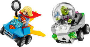 Mighty Micros: Supergirl™ vs. Brainiac™