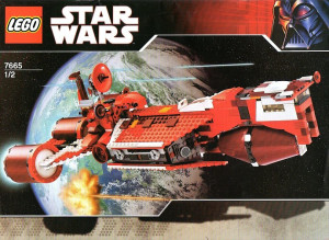 Republic Cruiser (Limited Edition - with R2-R7)