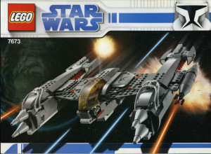 Magna Guard Starfighter