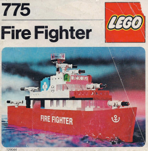 Fire Fighter Ship