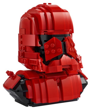 Sith Trooper Bust