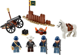 Cavalry Builder Set