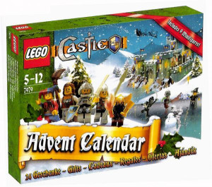 Advent Calendar 2008, Castle