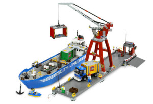 LEGO City Harbor