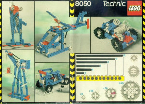 Building Set with Motor