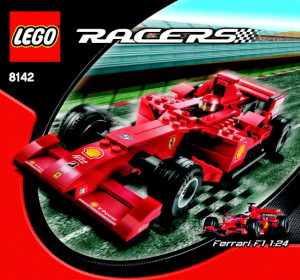 Ferrari 248 F1 1:24 (Alice version)