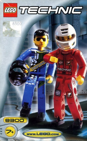 LEGO TECHNIC Team