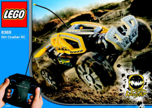Blue Dirt Crusher RC