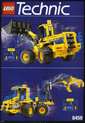 Pneumatic Front End Loader