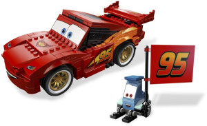 Ultimate Build Lightning McQueen