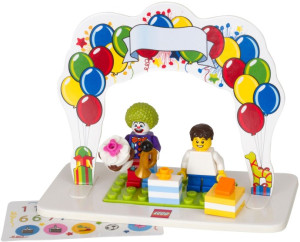 Minifigure Birthday Set