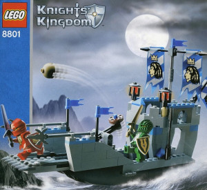 Knights' Attack Barge
