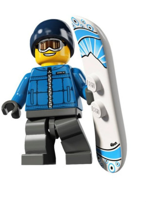 Snowboarder Guy