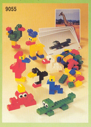 DUPLO Basic Set - Animals