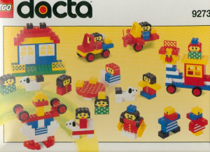 Large LEGO Dacta Basic Set