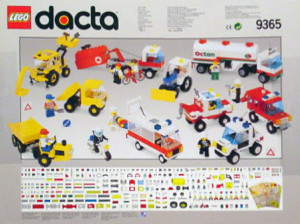 Lego Dacta Community Vehicles