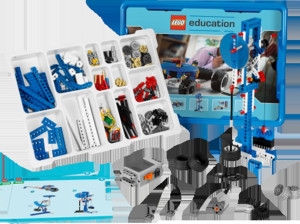 Simple and Motorized Mechanisms Base Set (Simple & Powered Machines Set)
