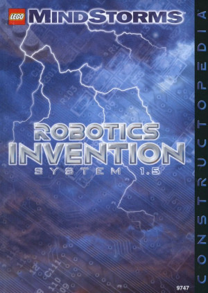 Robotics Invention System, Version 1.5