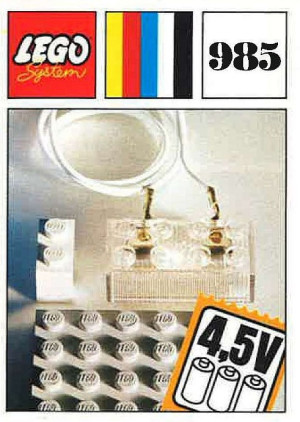 Lighting Device Parts Pack