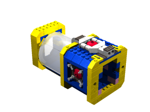 Moonbase connector