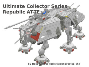 Star Wars AT-TE