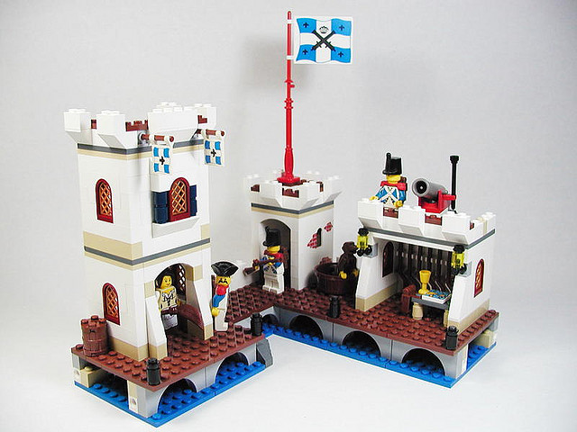 Soldier's fort (a.k.a.