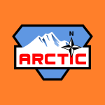 Arctic vector graphic