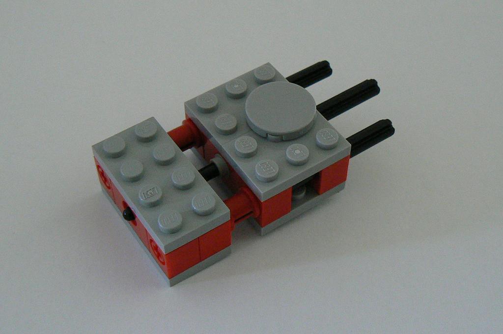 Axle pin remover