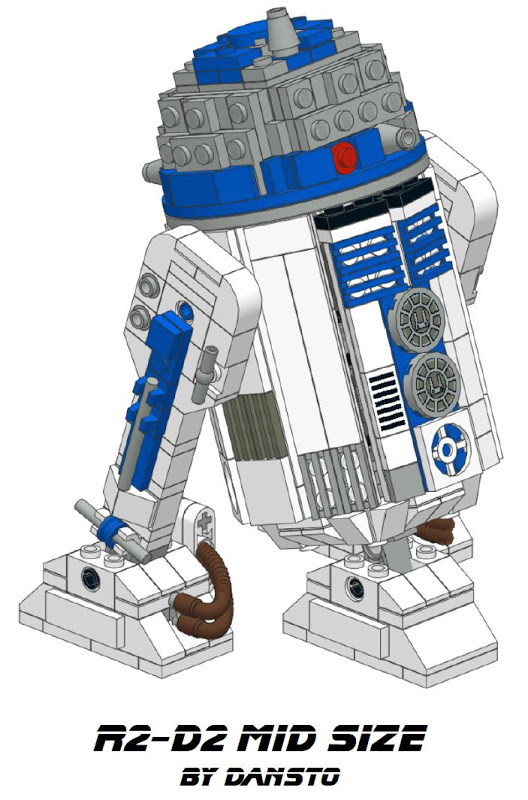 Star Wars R2-D2 sculpture