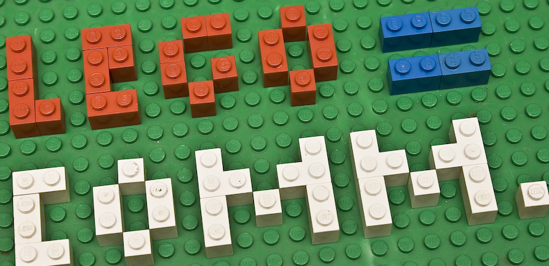 LEGO is communication: the catch