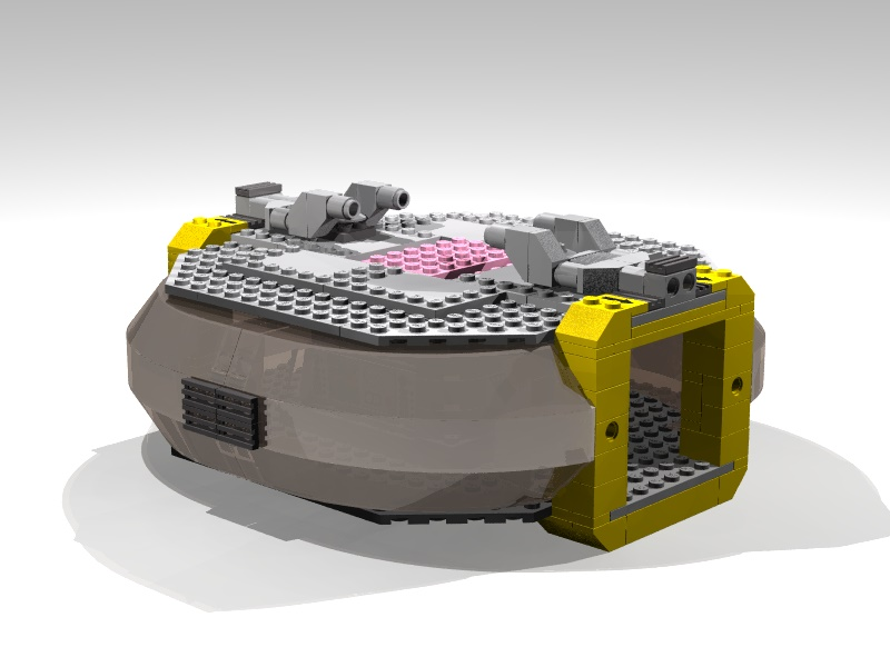 Moonbase elevator access module