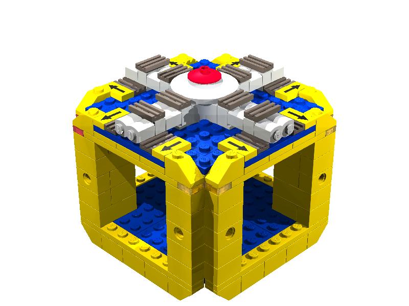 Moonbase central hub