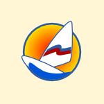 Paradisa windsurf vector graphic