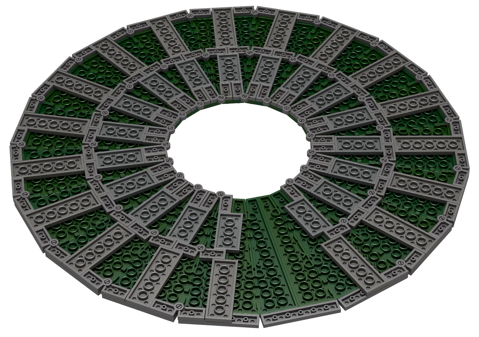 Circular base