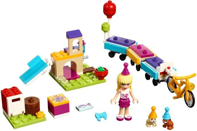 Lego Instructions For Heartlake Cupcake Cafe Cafe 41119 1
