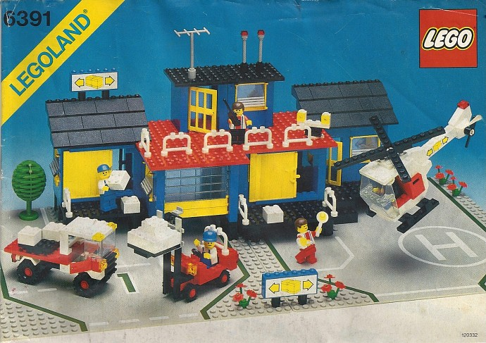 Lego Instructions For Shell Tanker 6695 1 Swooshable