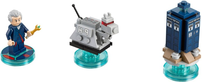 doctor who lego dimensions instructions